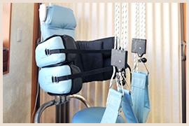腰部減圧治療器「プロテックⅢ」